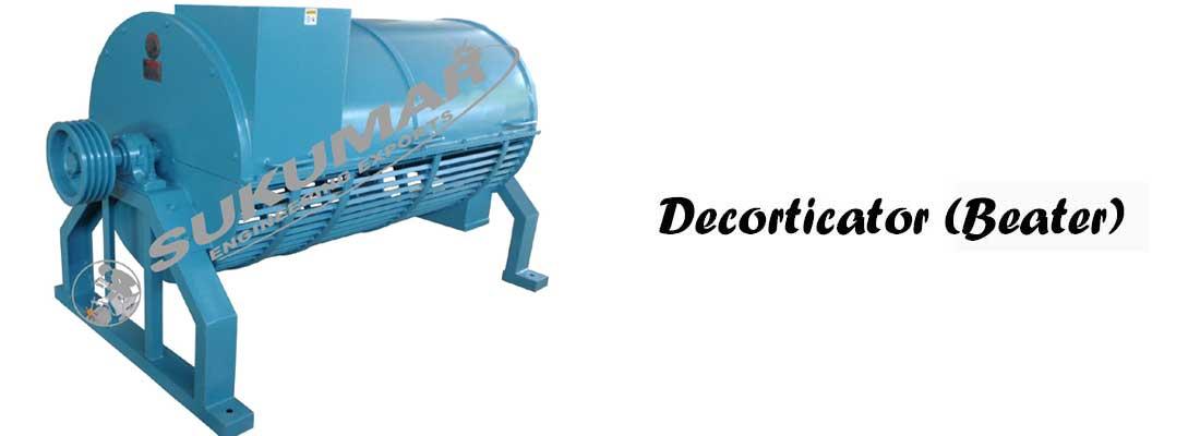 Decorticator(Beater)